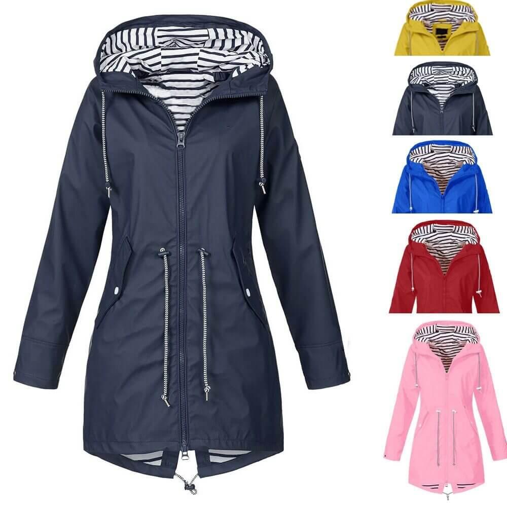 landing coat woman for thejacket.ir
